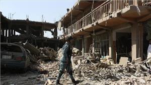 अफगानिस्तान हवाई हमले में 5 आतंकियों की मौत