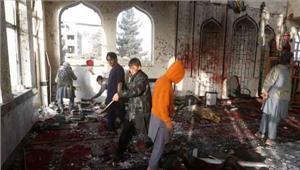 अफगानिस्तान मस्जिदों में हुए आत्मघाती बम धमाकों में मरने वालों की संख्या 72