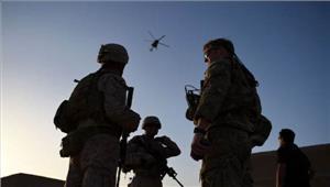 अफगानिस्तान दुर्घटना में अमेरिकी सैनिक की मौत