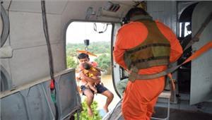 हैदराबादवायु सेना का प्रशिक्षु विमान दुर्घटनाग्रस्त पायलट सुरक्षित