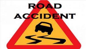 इलाहाबाद सड़क दुर्घटना में एक की मौत