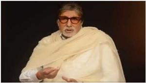 अमिताभ बच्चन ने सिनेमैटोग्राफर डब्ल्यूबी राव के निधन पर शोक जताया