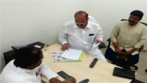 आंध्र कैबिनेट से भाजपा के दो विधायकों ने दिया इस्तीफा