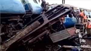 आंध्र रेल हादसेमें41लोगों की मौत niaघटनास्थल पर पहुंची