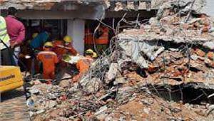 अन्नपूर्णा मैरिज होम की दीवार गिरने से 24लोगों की मौत