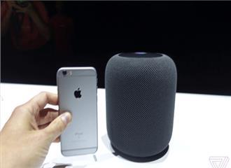 एप्पल ने 2018 तक टाला होमपॉड स्पीकर का लांच