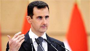 ज्यादातर अरब राष्ट्र सीरिया के साथ  बश्शार-अल-असद