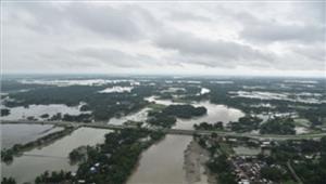 असम में बाढ़ से 12 लाख लोग प्रभावित अब तक 59 की मौत