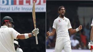 बेंगलुरु टेस्ट  आस्ट्रेलिया 2376 की 48 रनों की बढ़त