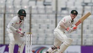 चटगांव टेस्ट  ऑस्ट्रेलिया ने बांग्लादेश को दी मात