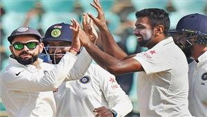 ऑस्ट्रेलिया ने 3विकेट के नुकसान पर 109 रन बनाए