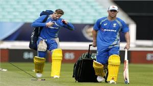 आस्ट्रेलिया ने लिया टॉस जीता पहले बल्लेबाजी का फैसला