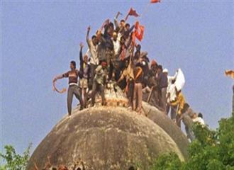 अयोध्या विवाद अब भाजपा के गले की फांस