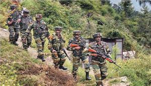जम्मूकश्मीर बैटहमले मेंभारतीय जवान शहीद 2 आतंकवादी ढेर