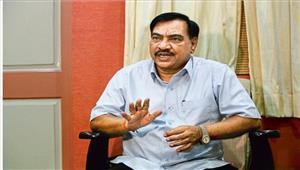 महाराष्ट्र विधानसभा मेंचूहे घोटाले की गूंजएकनाथ खड्से ने की जांच की मांग