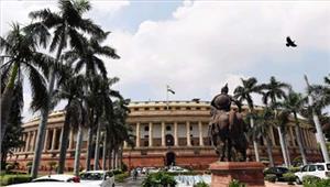 भाजपा पर तृणमूल सांसदों को धमकाने का आरोप सदन से किया बहिर्गमन