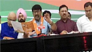बीजेपी ने एमसीडी चुनावों के लिए मैनिफेस्टो जारी किया