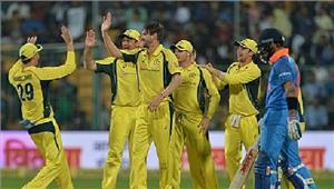 बेंगलुरू वनडे  ऑस्ट्रेलिया से हारा भारत