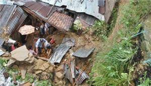 बांग्लादेश में बारिश के बाद भूस्खलन 26 लोगों कीमौत