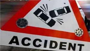 सड़क हादसे में पांच लोगों की मौत