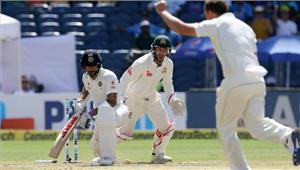 बेगंलुरू टेस्ट  दूसरे सत्र में भारत ने गंवाए 3 विकेट