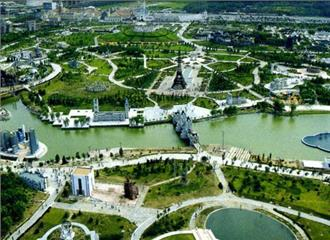 बीजिंग में 15 नए पार्क बनाए जाएंगे