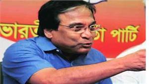 बंगाल भाजपा उपाध्यक्ष 3 दिन की पुलिस हिरासत में