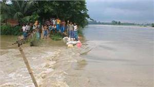 बंगाल बाढ़ से मृतकों की संख्या 39 हुई