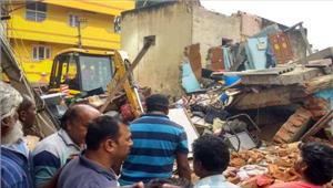 बेंगलुरुगैस सिलेंडर फटने से 3 लोगोंकी मौत