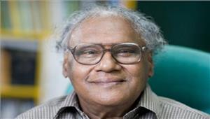 विख्यात वैज्ञानिक सीएनआर राव को वोन हिप्पल पुरस्कार