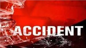 बिहारअनियंत्रित ट्रक की ठोकर से 3लोगों की मौत