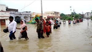 बिहार में बाढ़ से अब तक 98 की मौत