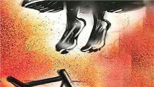 बिहार रेल कर्मचारी ने कीआत्महत्या