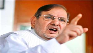 शरद यादवराज्यसभा के नेता पद से निष्कासित