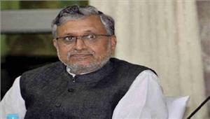 सुशील कुमार मोदी पर हमले के आरोप में 6गिरफ्तार