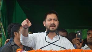 तेजस्वी नेभाजपा औरजदयू केअलग-अलग चुनाव लड़ने पर तंज कसा