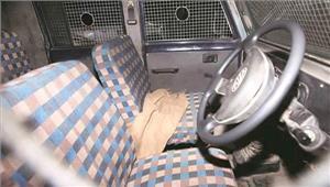 बिहार  कैशवैन पर हमला गार्ड की मौत
