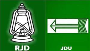 राजद औरजद यू ने अलग-अलगविधानमंडल दल की बैठक बुलाई 