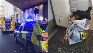 लंदन ट्यूब ट्रेन आतंकवादी विस्फोट मामले में 2 संदिग्ध रिहा