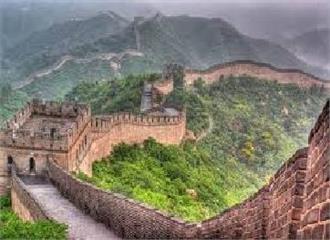 चीन में द ग्रेट वॉल की निगरानी करेंगे 300 कैमरे