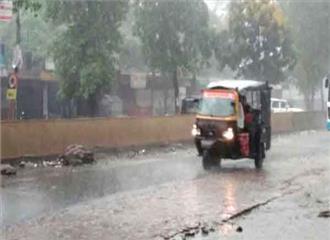 बिहार में हल्की बारिश की संभावना