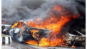 सीरिया में कार बम विस्फोट 43 की मौत