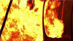 केमिकल कंपनी में भीषण आग