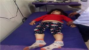 दसवीं मंजिल से नीचे गिरकर बच्ची की मौत