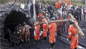 चीन रेलवे सुरंग में विस्फोट 12की मौत
