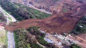 कोलंबिया मूसलाधार बारिशसेजमीन धंसने से14की मौत 9लापता
