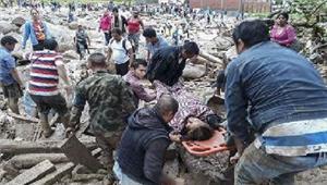 कोलंबिया में भूस्खलन से भारी नरसंहार 273 की मौत
