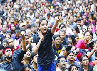 आम भारतीयों केअधिकार खतरे में