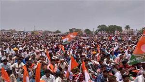 कांग्रेस राजस्थान में भी किसानों के कर्ज माफ कराएगीराहुल गांधी