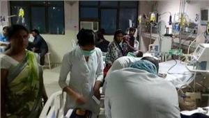 गोरखपुर में 60 से ज्यादा बच्चों की मौतयोगीसरकार की कड़ी निंदा